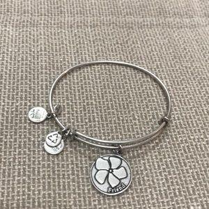 Alex and Ani Jewelry - Alex and Ani Friend Bracelet